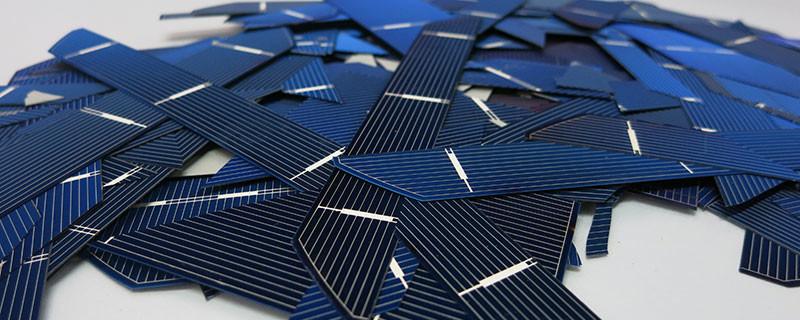 recyclage panneau photovoltaïque